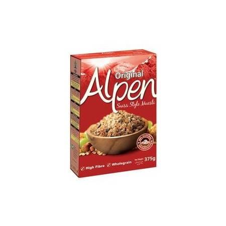 欧宝瑞士风味燕麦干果早餐(原味)375克