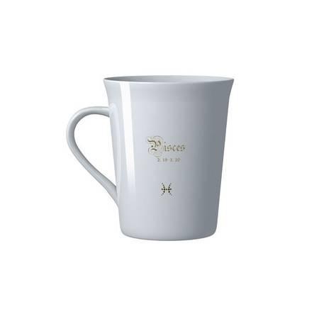 格拉迪奥 12星座马克杯 水杯 咖啡杯--双鱼座