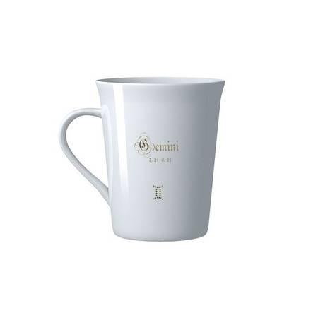 格拉迪奥 12星座马克杯 水杯 咖啡杯--双子座