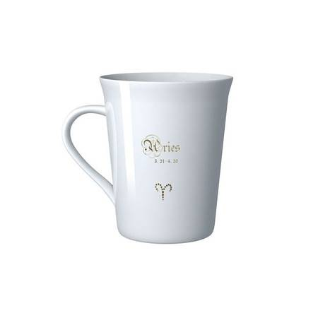 格拉迪奥 12星座马克杯 水杯 咖啡杯 --白羊座