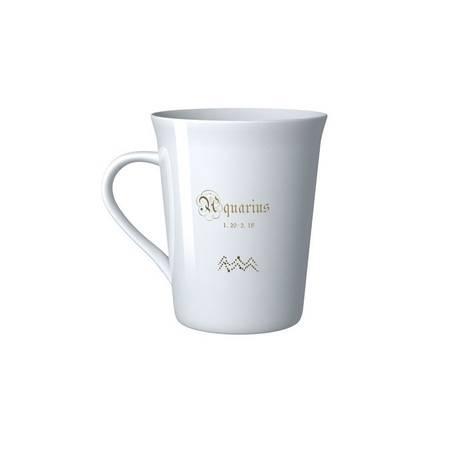 格拉迪奥 12星座马克杯 水杯 咖啡杯--水瓶座