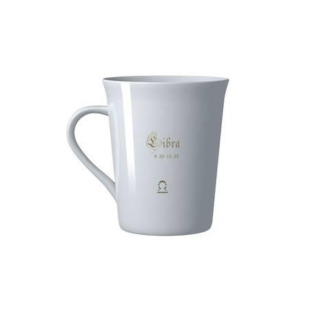 格拉迪奥 12星座马克杯 水杯 咖啡杯--天秤座