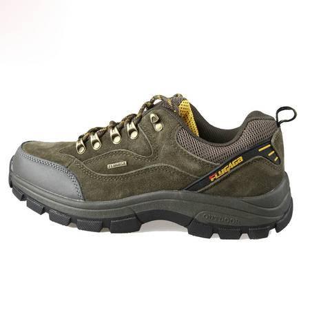 户外男正品运动鞋 旅游鞋登山鞋徒步鞋 防水减震防滑出游必备