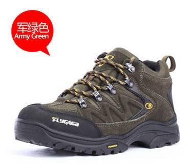 户外男正品高帮运动鞋 旅游鞋 登山鞋 徒步鞋 防水减震防滑出游必备