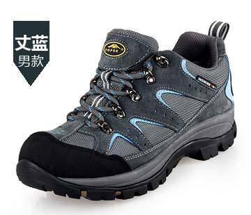 新款户外正品透气防滑休闲低跟徒步鞋品牌户外运动鞋