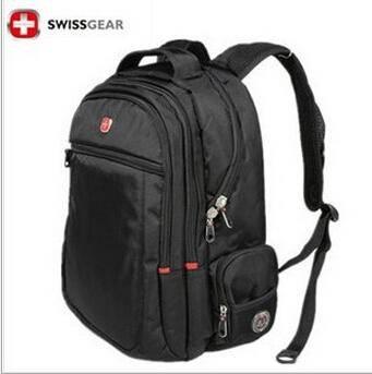 瑞士军刀 SWISSGEAR 防水面料15.6寸商务休闲超轻款双肩电脑背包