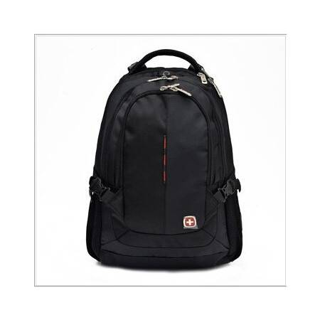 商务瑞士军刀 swissgear15寸双肩包商务休闲电脑背包