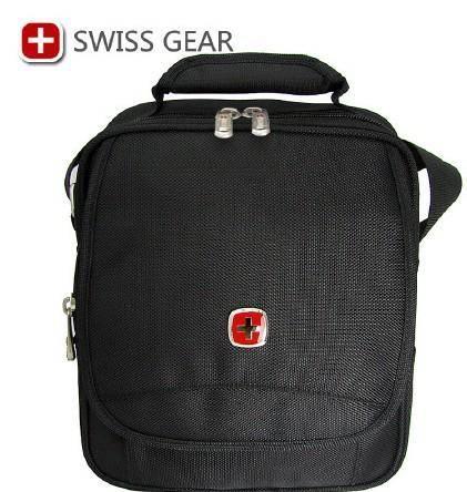 瑞士军刀包 SWISSGEAR 11寸 多功能 斜挎包 小挎包 IPAD单肩包