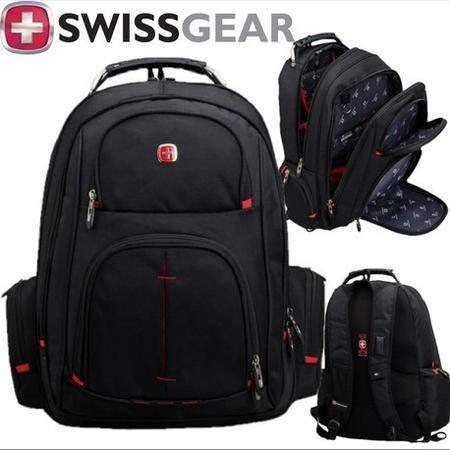 瑞士军刀SWISSGEAR电脑包14 15.6寸男女双肩包背包书包