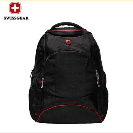 新款双肩背包欧美时尚休闲背包双肩登山包 瑞士军刀背包