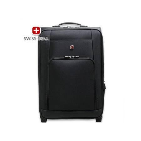 瑞士军刀 SWISSGEAR商务型行李箱拉杆箱 经典款单向拉杆箱