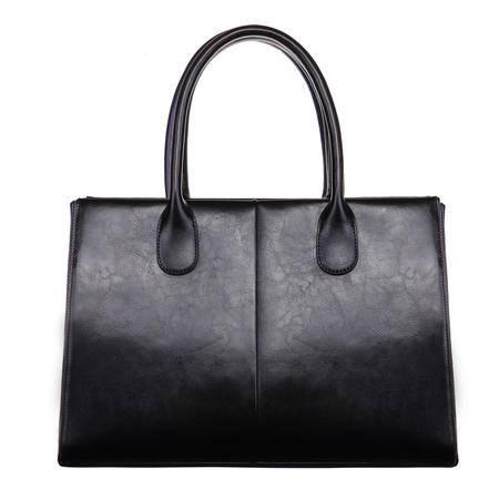 冬款明星同款真皮女包OL通勤女包爆款手提包