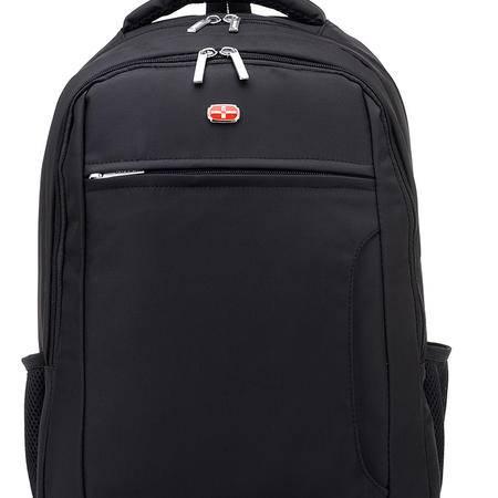 双肩电脑包定制韩版潮时尚简约大中学生背包户外旅行包