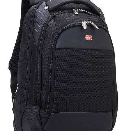 双肩电脑背包 休闲商务旅行15寸学生书包