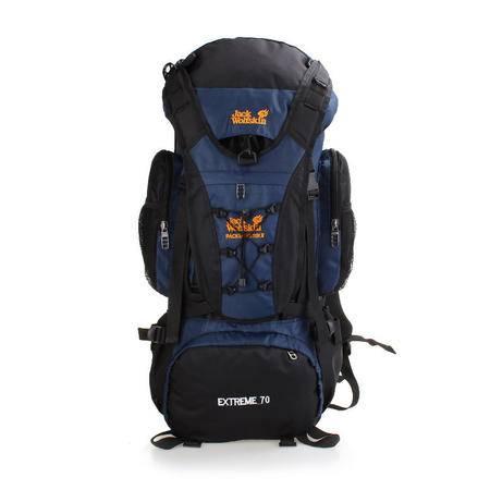 超大容量时尚户外登山包 骑行背包两用包 70升旅行包 休闲旅游包
