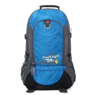 新款时尚户外登山包 大容量尼龙运动旅行包 防雨休闲双肩包背包