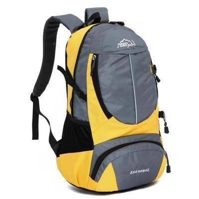 时尚户外登山包运动旅行包大容量休闲双肩包学生背包