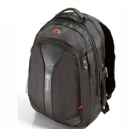 瑞士军刀包 时尚休闲双肩电脑包防水旅行包