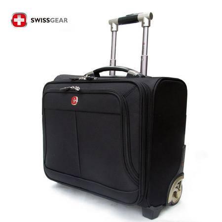 瑞士军刀拉杆箱旅行箱拉杆女登机箱包商务行李箱男16寸