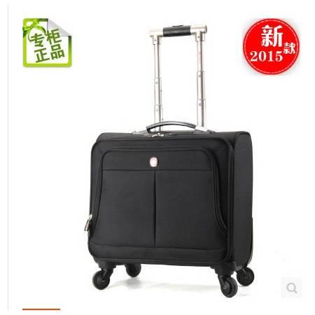 SWISSGEAR万向轮时尚拉杆箱 登机箱 行李箱 商务箱横款