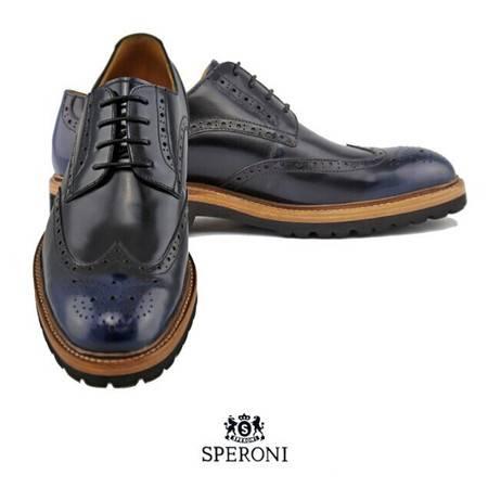 铁狮丹尼牛皮男士皮鞋SP0317007