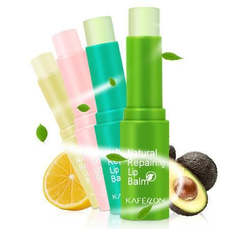 凯芙兰 天然植物修护润唇膏3g 滋润保湿 淡化唇纹