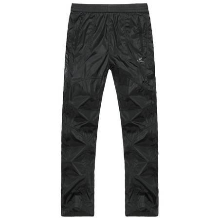 凯仕达 男款 户外运动速干松紧裤腰防风运动长裤KB7066-1