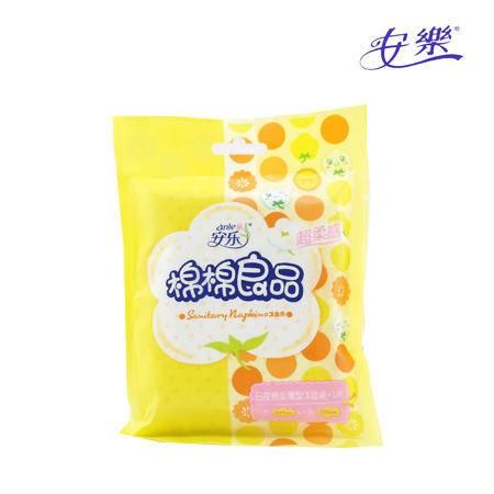 AMB8002 安乐新产品棉棉良品日夜棉柔薄型245+275mm2片