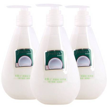 Walch 威露士 水果味洗手液(椰子) 420ml*3瓶装