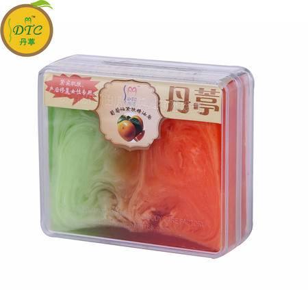 包邮 丹葶葡萄柚紧肤精油皂 紧实肌肤 增加肌肤弹性