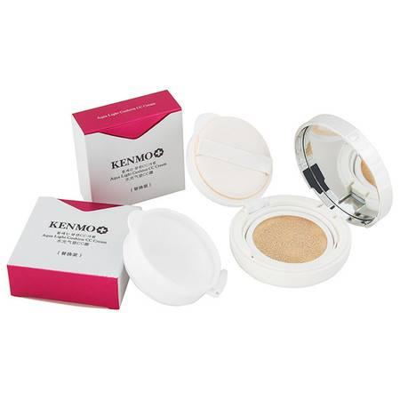 凯膜KENMO水光气垫cc霜遮瑕提亮均匀肤色水润亮泽美白保湿