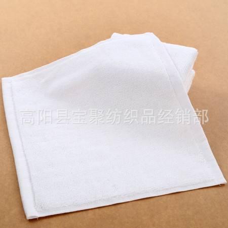 小方巾纯棉100% 酒店 方巾25*25各种尺寸进口棉纱 KTV 小毛巾印字医用