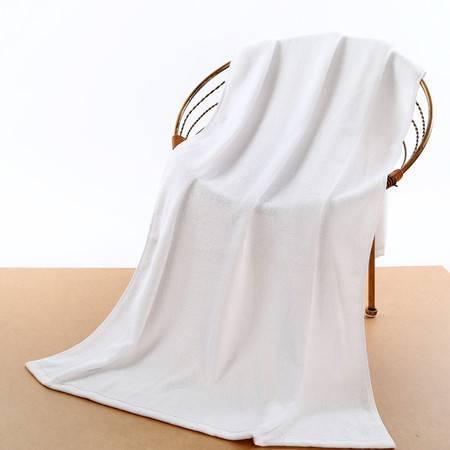 纯棉大浴巾21股400克礼品浴巾 洗浴酒店宾馆足疗专用