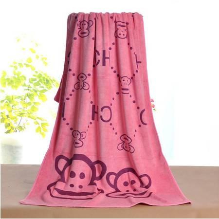 干发毛巾  超细纤维吸水浴巾 400克加厚洗澡 宾馆 洗浴