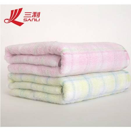 三利美肌密语系列 33*72 加厚纯棉吸水毛巾  c800