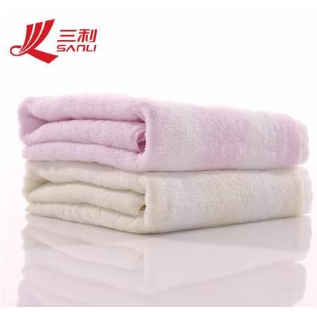 三利美肌密语系列纯棉吸水品牌毛巾33*33 货号 c201