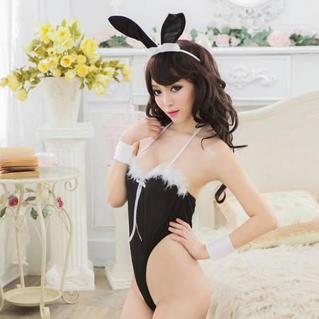 包邮 情趣内衣 兔女郎 制服诱惑 性感 兔子装 DS夜店燕尾 兔女郎