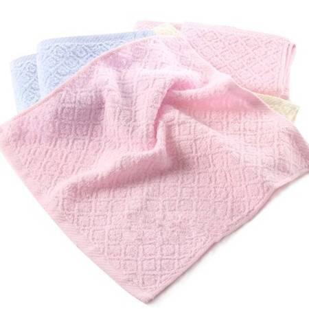 金号全棉纯棉百搭型小方巾F014