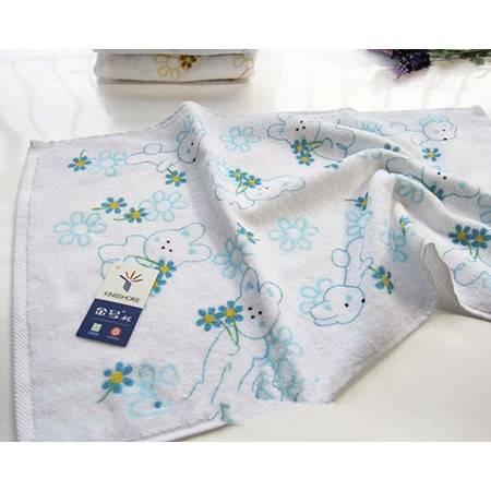 金号毛巾印花卡通童巾 儿童毛巾 纯棉婴儿毛巾T1035
