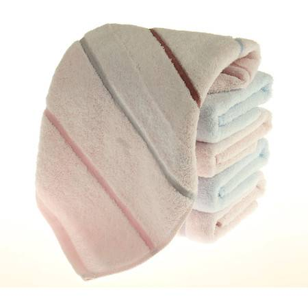 金号纯棉毛巾 全棉洗脸面巾 简约提缎 吸水舒适 居家实用款GA1008