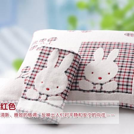 金号毛巾 专柜正品 纯棉枕巾情侣款 RB465