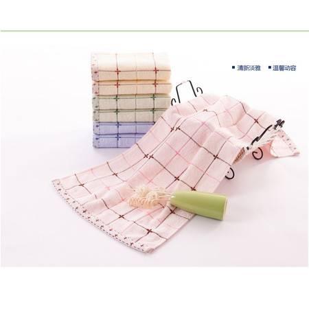 金号毛巾 专柜正品 纯棉提缎素浮线毛巾 实用款 吸水性强 01131