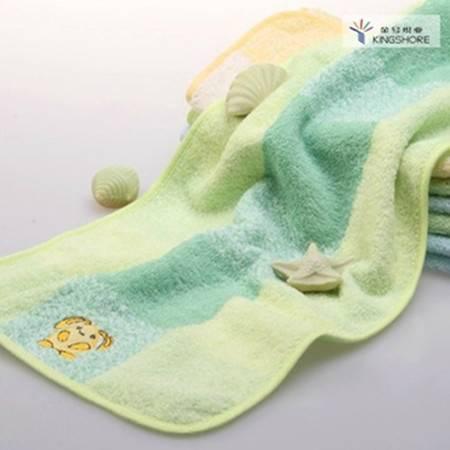 金号童巾 皮卡丘儿童毛巾 纯棉童巾柔软舒适T1127H