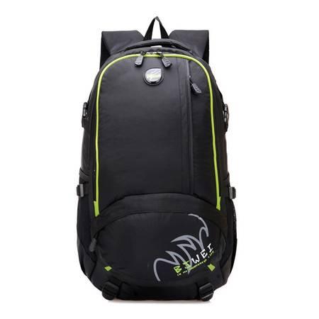 包邮 时尚休闲户外旅行尼龙电脑双肩背包