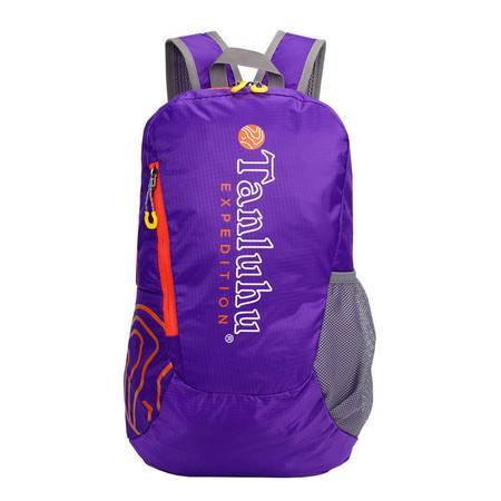 包邮 探路虎新款折叠包正品休闲包皮肤包户外背包女折叠双肩折叠背包