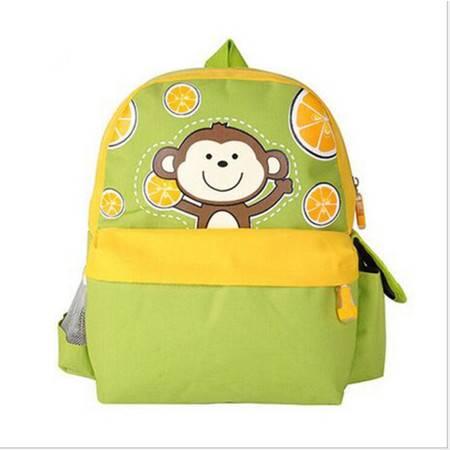 包邮 儿童书包幼儿园印字男女卡通双肩宝宝书包可定制书包