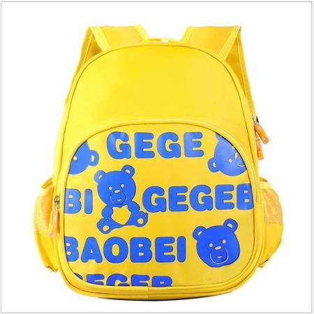 包邮 幼儿园书包女3-6岁大容量防水双肩背包男款印字