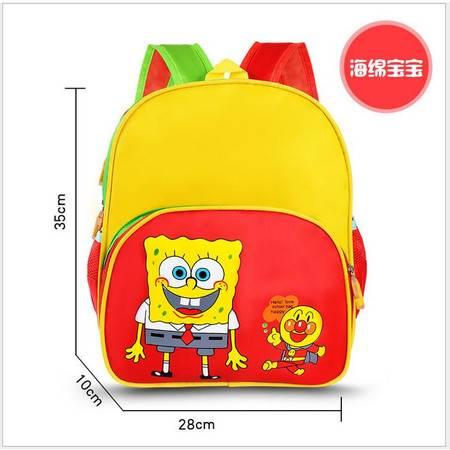 包邮 儿童书包幼儿园男女款3-6岁宝宝学前班韩版卡通双肩背包减负透气