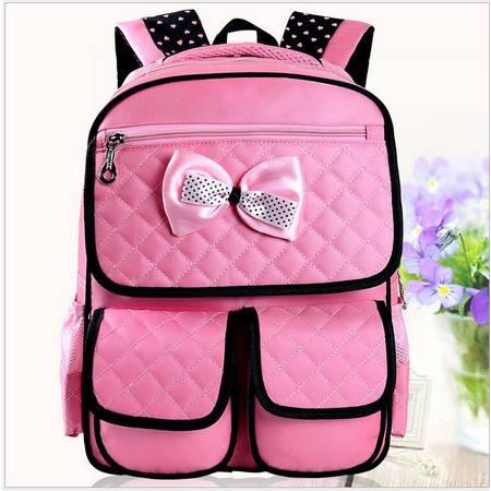包邮 爆款1-3年级小学生书包男女减负防水休闲韩儿童双肩背包