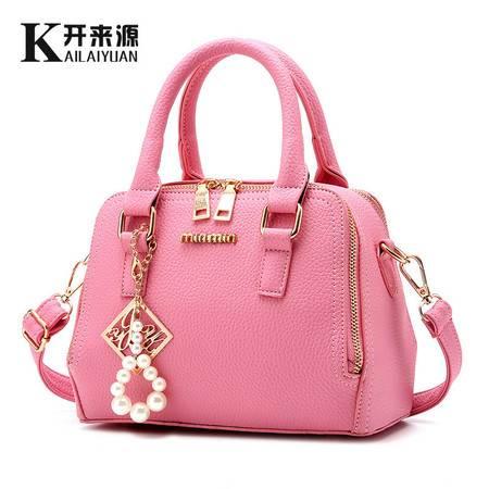 瑶行 箱包 包邮女包2016新款包包女韩版定型甜美时尚女包斜挎单肩手提包